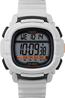 Timex Command(tm) 47 mm White Silicone Strap Watch TW5M26400
