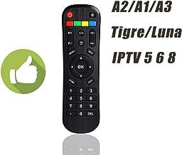 Original Remote Control for A2 A3 A1 Brazil Chinese Box B7 Luna Tigre IPTV 5 6 Plus
