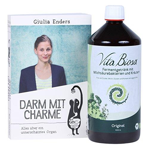 Darm mit Charme: Alles über ein unterschätztes Organ + Vita Biosa Probiotic (1000 ml)