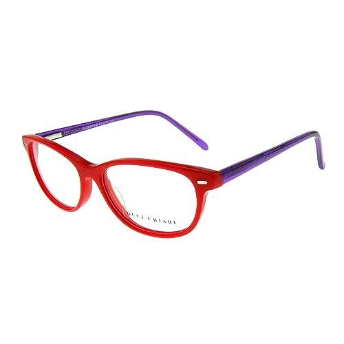 84b1aeb73cc8 Eyewear Frames-OCCI CHIARI-Fashion Optical Acetate Eyeglasses With Clear  Lenses