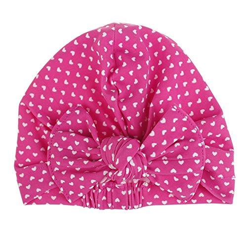 Kalaokei Bonnet de bain imperméable pour enfant Motif dinosaure, Polyester et acrylique., Rose Red Love Heart