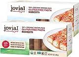 Jovial Manicotti Gluten-Free Pasta | Whole Grain Brown Rice Manicotti Pasta | Non-GMO | Lower Carb | Kosher | USDA Certified Organic | Made in Italy | 7 oz (2 Pack)
