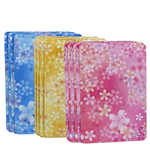 Buy Discount 100Pcs Mylar Aluminum Foil Heal Seal Bag Cherry Blossoms Open Up Food Storage Retail Sa...