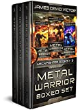 Metal Warrior Boxed Set: Mech Fighter Books 1 - 3 (Mech Fighter Boxed Set)