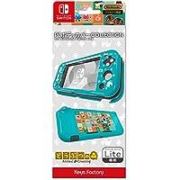 【任天堂ライセンス商品】PC BODY COVER COLLECTION for Nintendo Switch Lite (どうぶつの森)