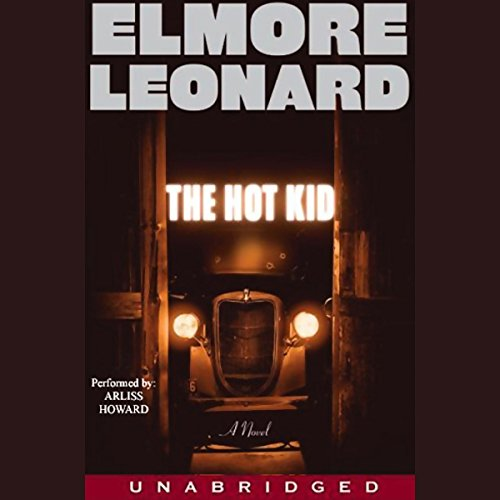 The Hot Kid audiobook cover art