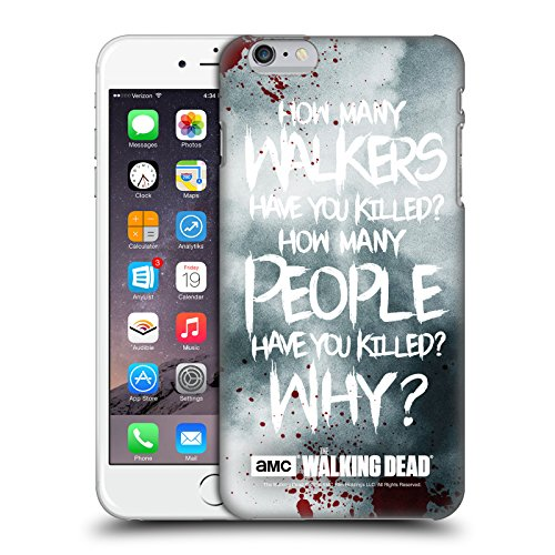 Head Case Designs Officially Licensed AMC The Walking Dead Rick Questions...