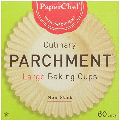 Paper Chef Baking Cups, Parchment (60 ct)