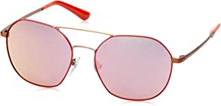 19373f0503 Vogue 0Vo4022S Gafas de sol, Matte Coral/Pink Gold, 55 para Mujer