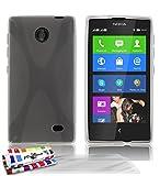 MUZZANO Original Le X Premium Flexible Shell Case for Nokia