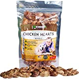 Vet Recommended - Whole Chicken Hearts for Dogs & Cats (Giant 5oz Bag) - Freeze Dried All ...