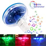 Floating Pool Lights Pool Floats Waterproof Baby Bath Lights for The Tub