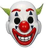 Joker 2019 Clown Mask, Arthur Fleck, Joaquin Phoenix, Joker Movie Halloween Mask