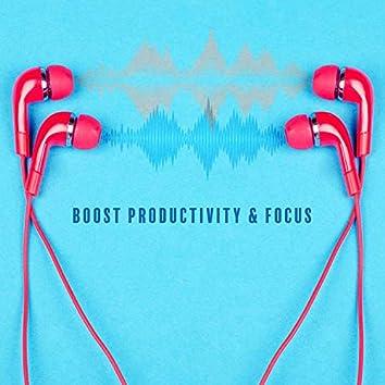 Boost Productivity & Focus: Mind Activating Binaural Beats