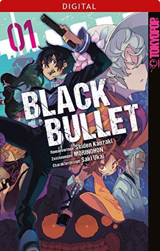 Black Bullet 01 (German Edition)