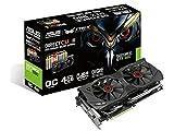 ASUS STRIX GeForce GTX 980 Overclocked 4 GB DDR5 256-bit DisplayPort HDMI 2.0 DVI-I Graphics Card