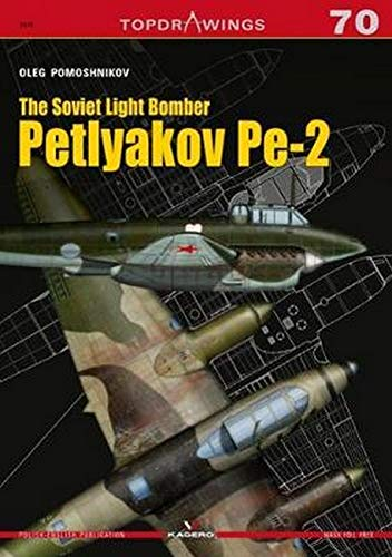 The Soviet Light Bomber Petlyakov Pe-2: 7070 (TopDrawings)