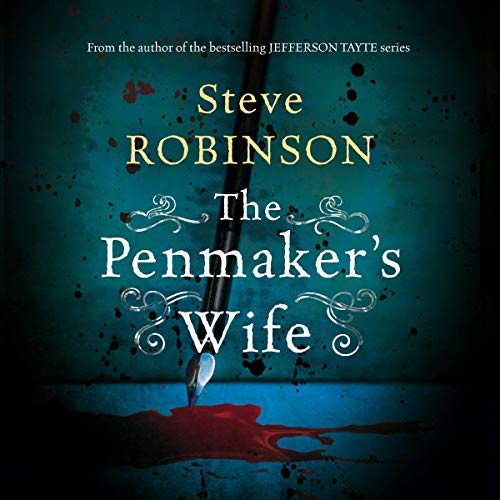 The Penmaker's Wife Audiobook By Steve Robinson cover art