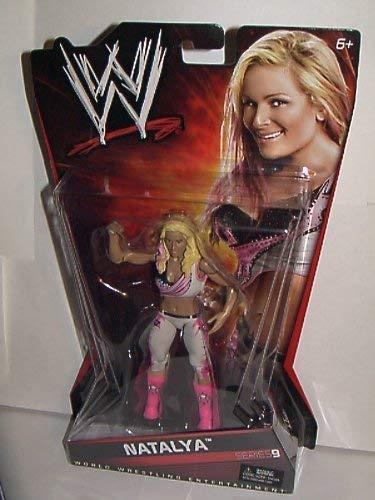 WWE - Catch - Figurines articulées - Séries 9 - Natalya