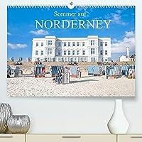 Sommer auf Norderney (Premium, hochwertiger DIN A2 Wandkalender 2022, Kunstdruck in Hochglanz): Die beliebte Nordsee-Insel im perfekten Licht. (Monatskalender, 14 Seiten )