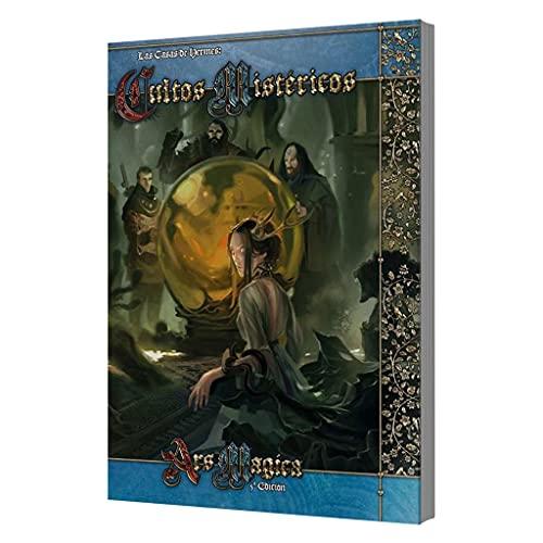 Ars Mágica 5ª Ed. Juego de rol - Cultos Mistéricos