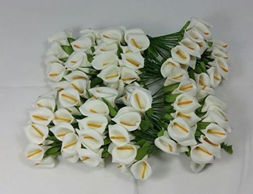 144 PEZZI Calla polyfoam fiore artificiale