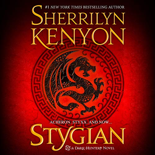 Stygian audiobook cover art