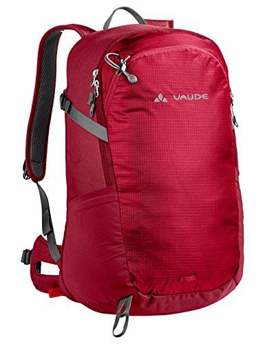 Vaude Barntrollkarl 18 Plus 4 ryggsäck – röd/indisk röd, en storlek