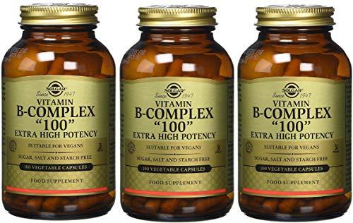 B-Complex, 300 Vegetable Capsules