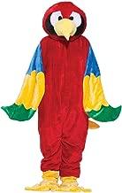 Forum Deluxe Plush Parrot Mascot Costume