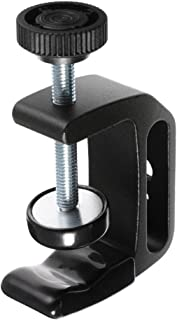 Fotga Universal Heavy Duty Aluminum C-Clamp Clamps Desktop Mount Holder Stand with 1/4