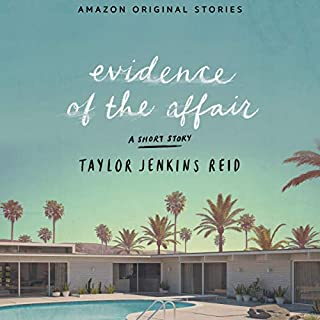 Evidence of the Affair audiobook cover art