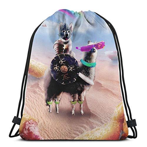 Bolsa de viaje para perros con redes Chien y cola con cordón, bolsa de viaje