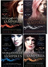 Rachel Cain the Morganville vampires collection 8 titles in 4 Books set. ((Glass House and the Dead Girls' Dance, Lord of ...