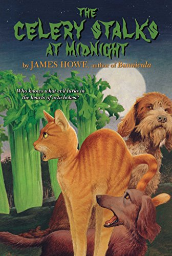 The Celery Stalks At Midnight (Bunnicula and Friends Book 3) (English Edition)