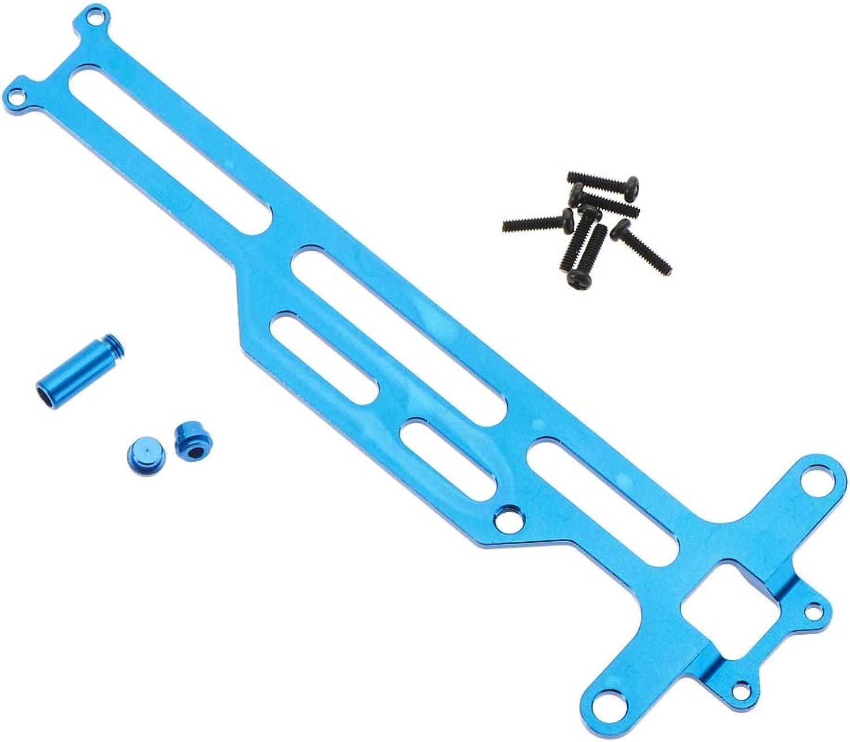 Envío rápido y el mejor servicio Dromida Aluminum Chassis Brace azul BX MT MT MT SC 4.18  calidad auténtica