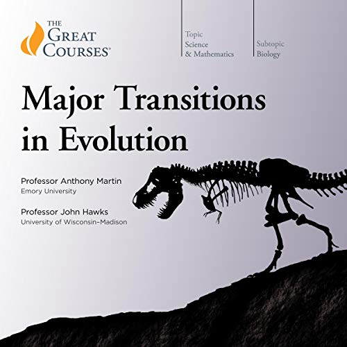 Major Transitions in Evolution audiobook cover art