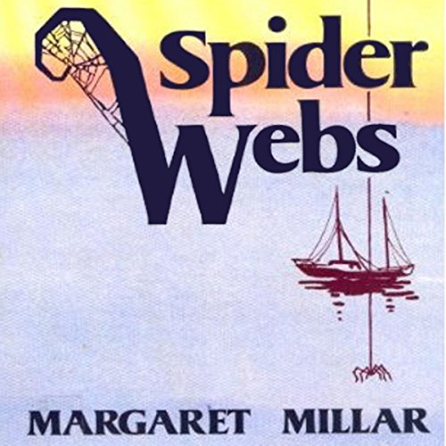 Spider Webs audiobook cover art