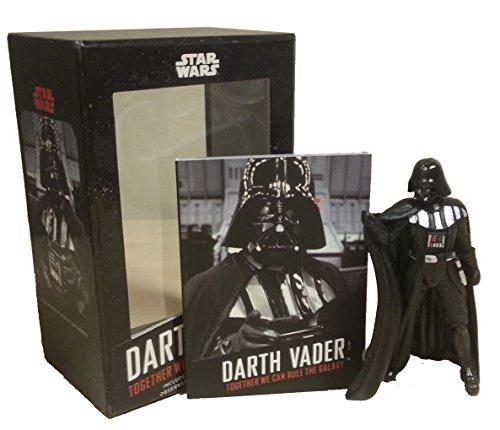 STAR WARS: Darth Vader. Juntos dominaremos la galaxia: Incluye un libro con consejos y frases célebres del lado oscuro de la Fuerza (Juegos Cúpula)