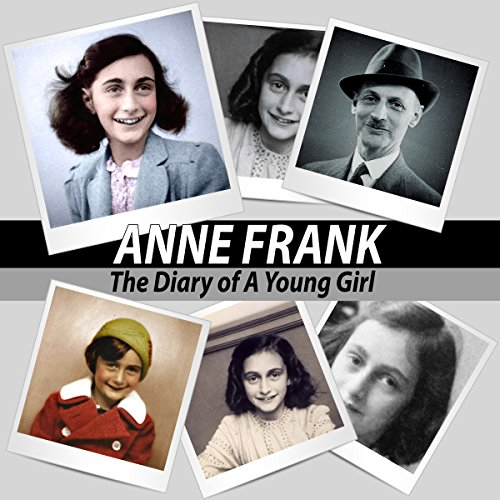 Anne Frank: The Diary of a Young Girl cover art