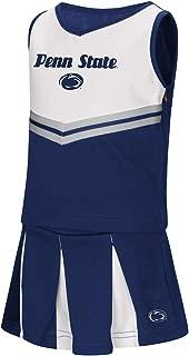 Colosseum Toddler Penn State Nittany Lions Girls Blue Pom Pom Cheer Set