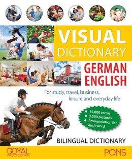 Visual Dictionary German - English