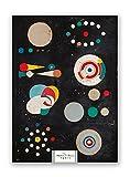 Cosmos (R. Gimenez): Geometrías del Cosmos de la artista catalana Regina Gimenez