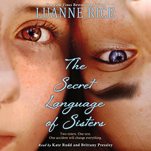 The Secret Language of Sisters cover art