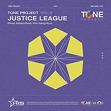 Tone Project Vol. 3 Justice League