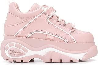 Buffalo London Luxury Fashion Womens 133914PINK Pink Sneakers | Fall Winter 19