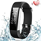 Smartwatch Braccialetto Fitness Activity Tracker Smart Watch per Android iOS...