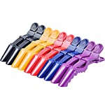 Beauty Shopping Hair Clips for Women Plastic Hair Sectioning Clips – Durable Alligator Hair