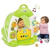 #0618 Babyspielhaus Baby Activity Center Entdeckerhaus Motorikspielzeug 90x70 cm • Spielhaus...