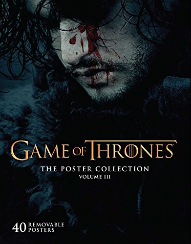 Game of Thrones The Poster Collection: 3